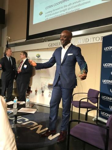 ONI CHUKWU, CEO & President - Etouches